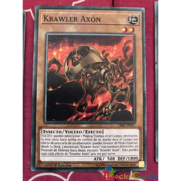 Krawler Axon - cibr-en017 - Common 1st Edition
