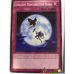 Lunalight Reincarnation Dance -shvi-en071- Common 1st Edit