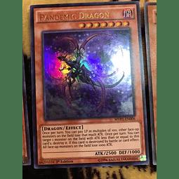 Pandemic Dragon - mvp1-en006 - Ultra Rare 1st Edition