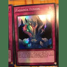 Paradox Fusion -fuen-en058- Super Rare 1st Edition