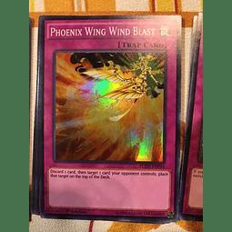 Phoenix Wing Wind Blast -fuen-en044- Super Rare 1st Editio