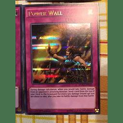 Power Wall -dusa-en033- Ultra Rare 1st Edition
