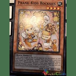 Prank-kids Rocksies -sast-en022- Common Unlimited