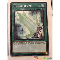 Psychic Blade -mp16-en150- Common 1st Edition