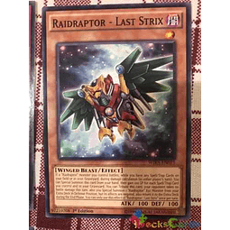 Raidraptor - Last Strix - wira-en015 - Common 1st Edition
