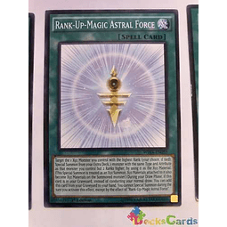 Rank-up-magic Astral Force - wira-en055 - Common 1st Edition