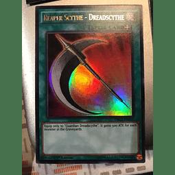 Reaper Scythe - Dreadscythe -drl3-en050- Ultra Rare 1st Ed