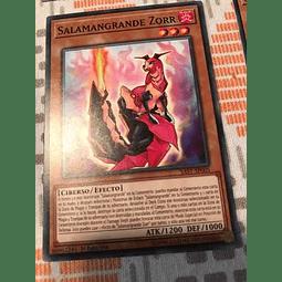 Salamangreat Foxer -sast-en005- Common 1st Edition