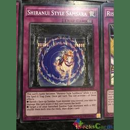 Shiranui Style Samsara -mp17-en226- Common 1st Edition