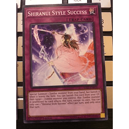 Shiranui Style Success - sast-en074 - Common 1st Edition