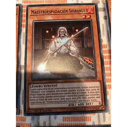Shiranui Swordmaster - sast-en018 - Common 1st Edition