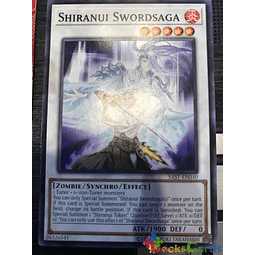 Shiranui Swordsaga - sast-en040 - Common Unlimited