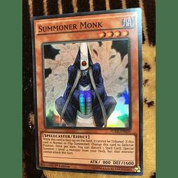 Summoner Monk -fuen-en039- Super Rare 1st Edition
