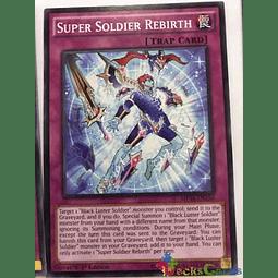 Super Soldier Rebirth -mp16-en156- Common 1st Edition