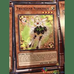 Trickstar Narkissus -sp18-en023- Common 1st Edition