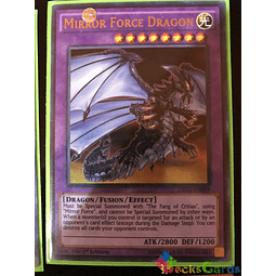 Mirror Force Dragon - DRL3-EN059 - Ultra Rare 1st Edition