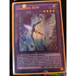 Goddess Bow - DRL3-EN065 - Ultra Rare 1st Edition
