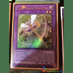Time Magic Hammer - DRL3-EN063 - Ultra Rare 1st Edition
