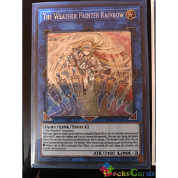 The Weather Painter Rainbow - SPWA-EN035 - Secret Rare 1st Edition