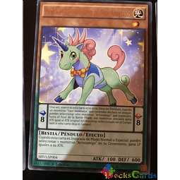 Performapal Odd-Eyes Unicorn - SHVI-EN004 - Rare 1st Edition