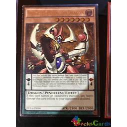 Odd-Eyes Pendulum Dragon - DUEA-EN004 1st Edition - Ultimate Rare