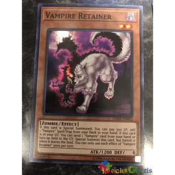 Vampire Retainer - DASA-EN002 - Super Rare Unlimited
