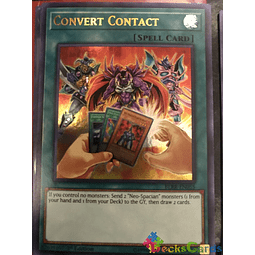 Convert Contact - BLRR-EN055 - Ultra Rare 1st Edition