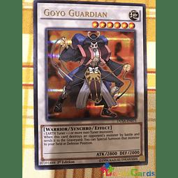 Goyo Guardian - DUSA-EN075 - Ultra Rare 1st Edition