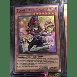 Toon Dark Magician - MP17-EN083 - Super Rare 1st Edition