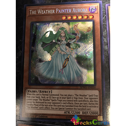 The Weather Painter Aurora - SPWA-EN034 - Secret Rare 1st Edition