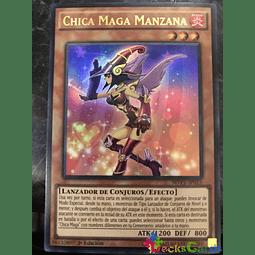 Apple Magician Girl - MVP1-EN015 - Ultra Rare 1st Edition