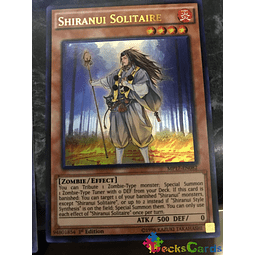 Shiranui Solitaire - MP17-EN082 - Ultra Rare 1st Edition