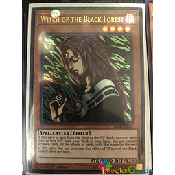 Witch of the Black Forest - BLLR-EN046 - Ultra Rare 1st Edition