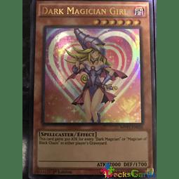 Dark Magician Girl - MVP1-EN056 - Ultra Rare 1st Edition