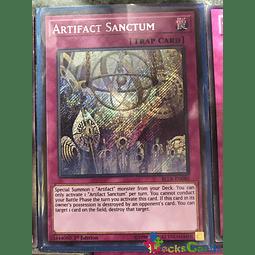 Artifact Sanctum - BLLR-EN080 - Secret Rare 1st Edition