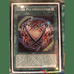 Ultra Polymerization - MACR-EN052 - Secret Rare 1st Edition