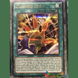 Clashing Souls - DUSA-EN038 - Ultra Rare 1st Edition