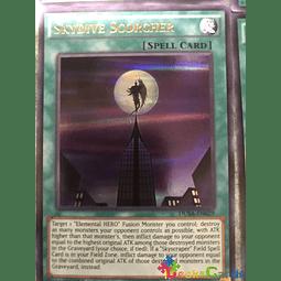 Skydive Scorcher - DUSA-EN029 - Ultra Rare 1st Edition