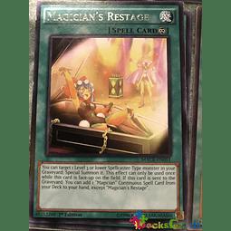 Magician's Restage - MACR-EN051 - Rare 1st Edition