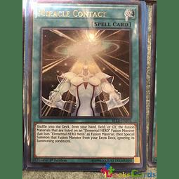 Miracle Contact - BLLR-EN076 - Ultra Rare 1st Edition