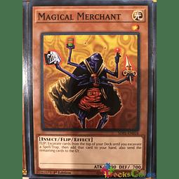 Magical Merchant - SDPL-EN018 - Common 1st Edition