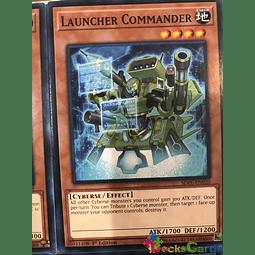 Launcher Commander - SDPL-EN020 - Common 1st Edition