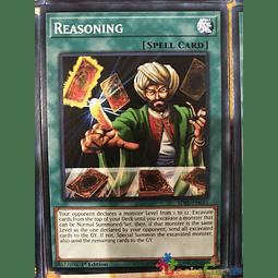 Reasoning - SDPL-EN027 - Common 1st Edition
