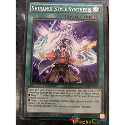 Shiranui Style Synthesis - MP16-EN220 - Common 1st Edition