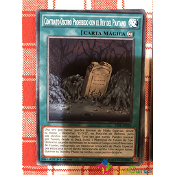 Forbidden Dark Contract with the Swamp King - TDIL-EN056 - Common 1st Edition