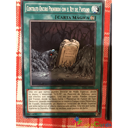 Forbidden Dark Contract with the Swamp King - TDIL-EN056 - Common Unlimited