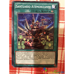 Frightfur Sanctuary - TDIL-EN055 - Common 1st Edition