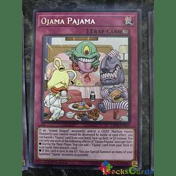 Ojama Pajama - LED2-EN024 - Rare 1st Edition