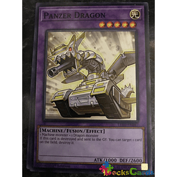 Panzer Dragon - LED2-EN047 - Common 1st Edition