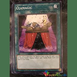 Ojamagic - LED2-EN029 - Common 1st Edition